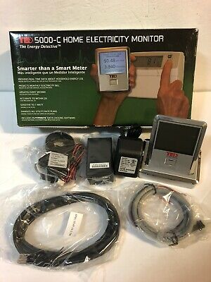 Ted 5000-C Home Electricity Monitor The Energy Detective Lower Electric Bill