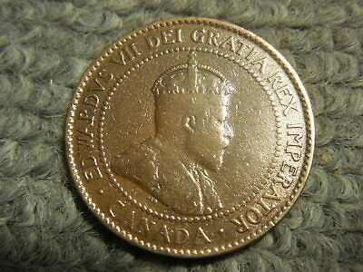 1905 Canadian Large Cent/Penny in Fine condition. But you decide!!!!!!!!!!