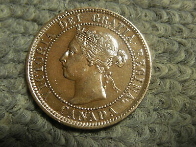 1901 Canadian Large Cent in VF condition.  But you decide!!!!!!!!!!!!!!!!