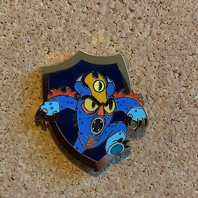 FRED DRAGON- Disneyland Medieval Magic Mystery Pin~ Big Hero 6~ Limited LE 480