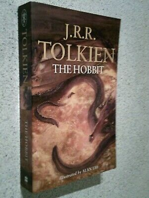 J R R Tolkien-- The Hobbit--Illustrated By Alan Lee--  1997--