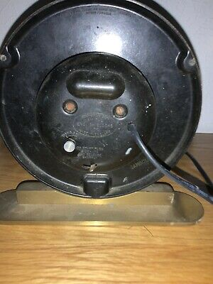 Smiths Sectric Electric Vintage Clock