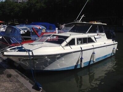 25ft princess 25 cruiser