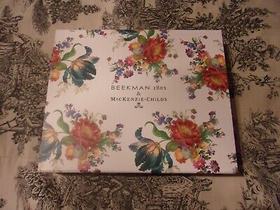 Beekman 1802 & Mackenzie Childs Flower Market Bounty Box Brand New