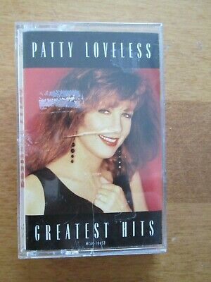 Cassette Tape  Patty Loveless - Greatest Hits  Buy It Now $2.50
