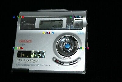 Sharp Dr410  Minidisc Player Recordr Md .