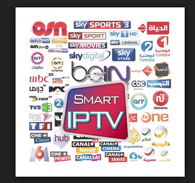 IP TV 6Mois HD FullHD M3 U WORLD MONDE USA FRANCE PORTUGAL ARABIC +-*