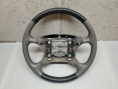 Two Tone Leather Steering Wheel Cover For Auto Car Sedan Suv Van