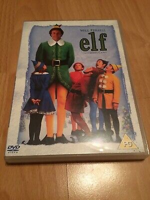 Elf DVD Will Ferrell With James Caan