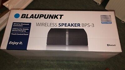 BLAUPUNKT BPS 3 TOUCH Panel Wireless Home Speaker With