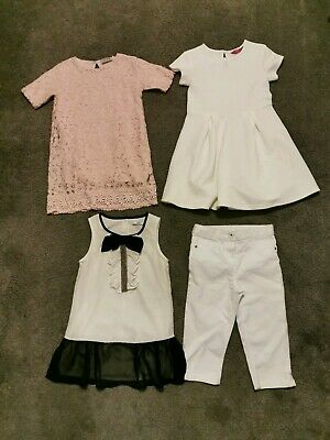 Girls clothing Bundle NEXT, M&S, George Age 5-6, 6 &. 6-7 years -young dimension
