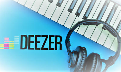 ✪DEEZER PREMIUM✪ 3MONTHS | Exclusive Not Shared 💯Warranty ✅WWide