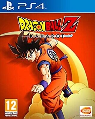 Dragon Ball Z: Kakarot PS4 - PlayStation 4 Nuovo Sigillato Italiano