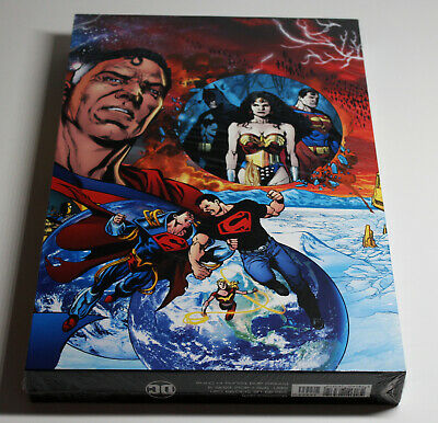 Absolute Infinite Crisis HC New Sealed DC
