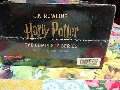 Harry Potter Complete Book Series Special Edition Boxed Set, Paperback– Special