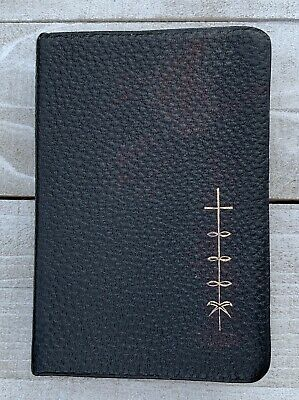 Vintage 1966 • Maryknoll Daily Missal Vatican II Edition • Illustrated • Leather