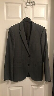 Hugo Boss Suit Only. Excellent Condition. 100% Authentic. Excellent Condition