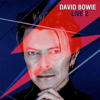 David Bowie 10 CD Live Box 2 Set inc Montreal 87, Boston 91 plus more 139 tracks