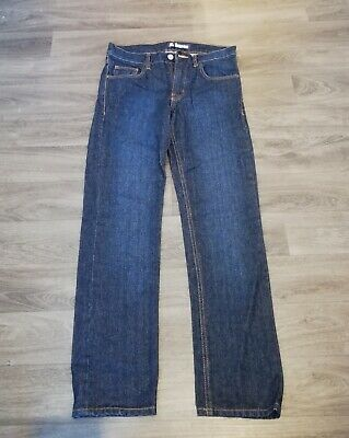 H&M Boys Denim Jeans Fit Narrow Trousers NEW Without Tags Size 10 -11 Yrs