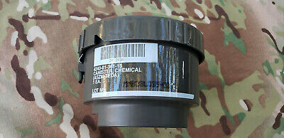 NEW lludim Q-36a NATO SEALED 40MM FILTER GAS MASK AVON M15 FULL NBC PROTECTION
