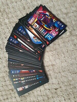 Match Attax 2019/20 19/20 bundle job lot of 50 Cards bundle