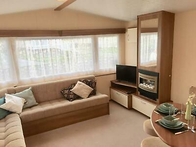 2 Bedroom 6 berth static caravan with decking! In West Cornwall, near Newquay