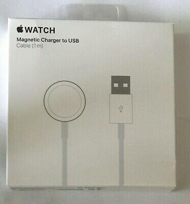 Apple Watch Magnetic USB Charging Charger Cable 3ft-for 5,4,3,2,1 watch Genuine