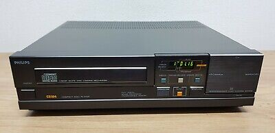 Philips CD104 - CD-104 Vintage CD-Player *Full Working Order*