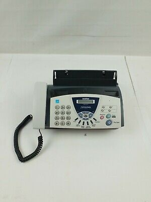 Brother Fax-575 Personal Plain Paper Fax Phone and Copier Machine Office