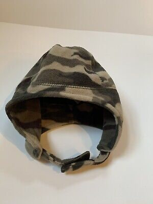 Camo Kids Cold Weather Hat