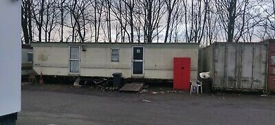 2x Static caravans for sale sited in leicester