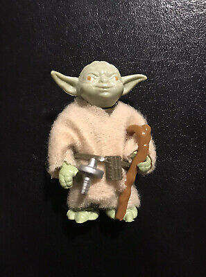 Vintage Star Wars 1980 Yoda (no Snake) Excellent Condition
