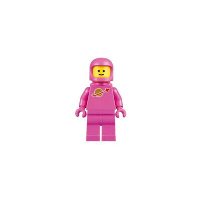 LEGO Movie 2 Pink Classic Spaceman Lenny Minifigure Split from 70841 Set Bag...