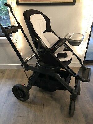 Orbit Baby G3 Stroller Base, Toddler Seat, And Accessories