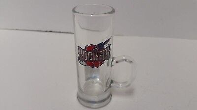 "Houston Rockets 4"" Shot Glass with Handle"