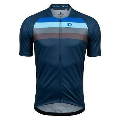 19121902 Pearl Izumi 2019 Men/'s Canyon Graphic Short Sleeve Cycling Jersey