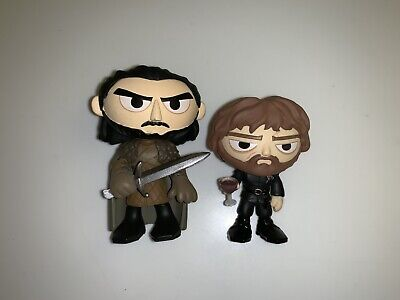 Funko Game Of Thrones Mystery Minis Series 4 Tyrion Lannister Jon Snow