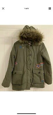Boden Girls  Parker Coat Size 13-14years