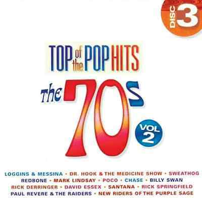 Top of the Pop Hits: The 70s, Volume 2: Disc 3 NEW CD