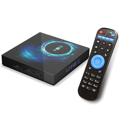 2020 T95 H616 Android 10.0 TV Box 2GB+16GB Quad Core HD Media Player WIFI NEW