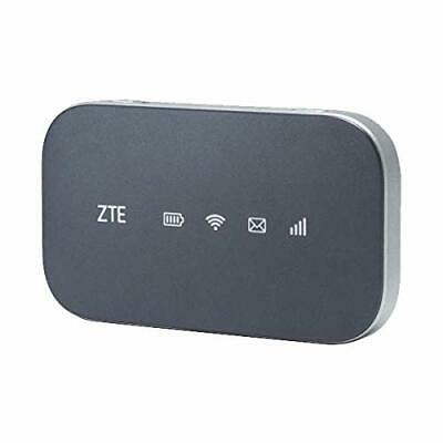 ZTE Falcon Z-917 (GSM Unlocked) - Navy - Mobile WiFi Hotspot 4G LTE Router USED!