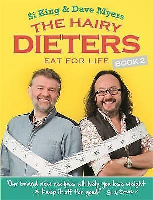 The Hairy Bikers Hairy Dieters Eat for Life: Cookbook Weight Loss Recipes