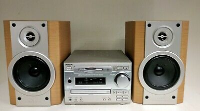 SONY DHC-MD333 COMPACT HiFi MINIDISK STEREO, CD PLAYER, MD RECORDER, TUNER