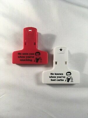 Dr Nowzaradan My 600 Pound Life Chip Clips - Set of 2 - Dr Now 600lb Life