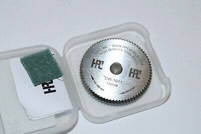 New OEM HPC CW-1011 Cutter for HPC Key Machines (90º Small Cylinder) Genuine
