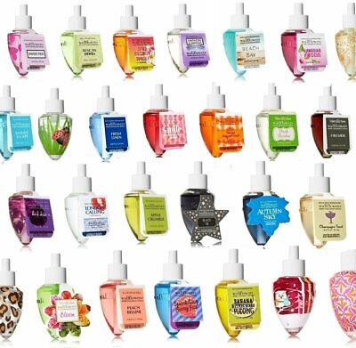 Authentic Bath And Body Works Wallflowers Home Fragrance Refill - BUY 2+ SAVE!!