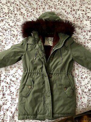 Abercrombie & Fitch Girls Coat 13-14