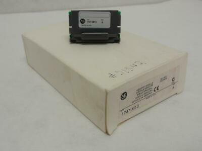 173458 New In Box, Allen-Bradley 1747-M13 Flash Memory Module, 64K, SLC500