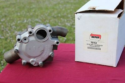 Caterpillar CAT Water Pump for 3116  W/P 3 3/4 PULLEY BEPCO 7015X