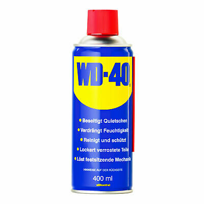 WD-40 Multiuse Vielzweckspray 400 ml Multifunktions-Spray Rostlöser
